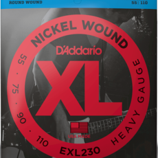 D'addario D'Addario Exl230 Bass Strings Heavy
