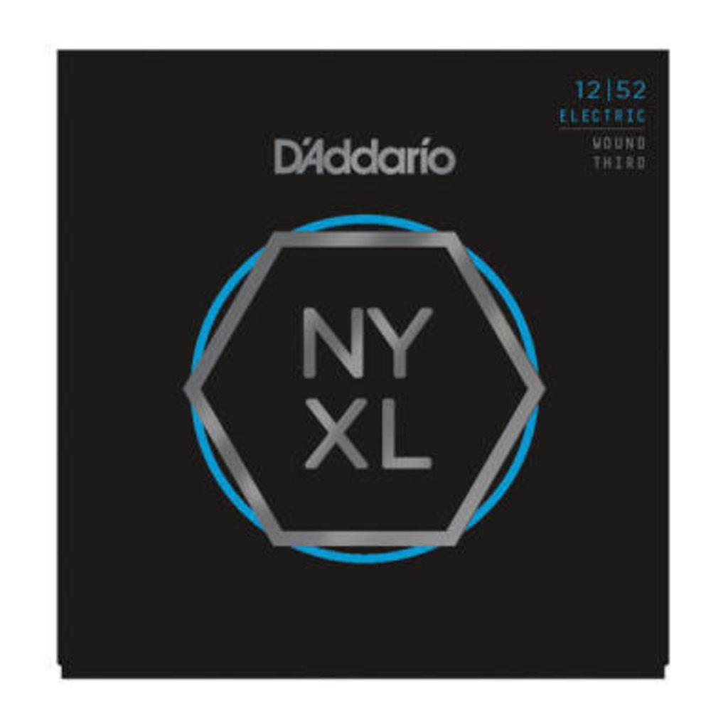 D'addario D'Addario NYXL 12-52