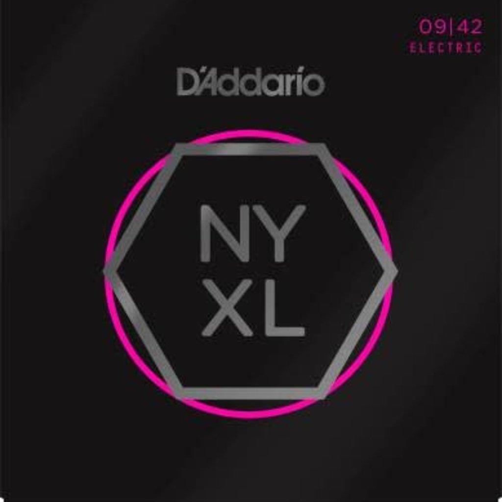 D'addario D'Addario NYXL 9-42