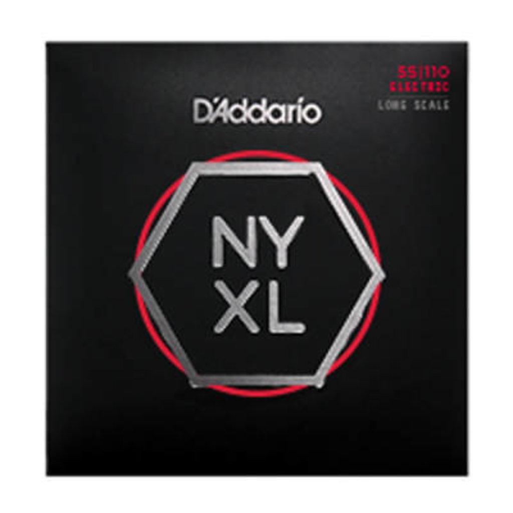 D'addario D'Addario NYXL Bass 55-110  NYXL55110