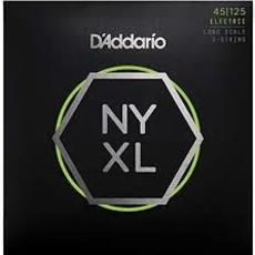 D'addario D'Addario NYXL Bass 5 String 45-125  NYXL45125
