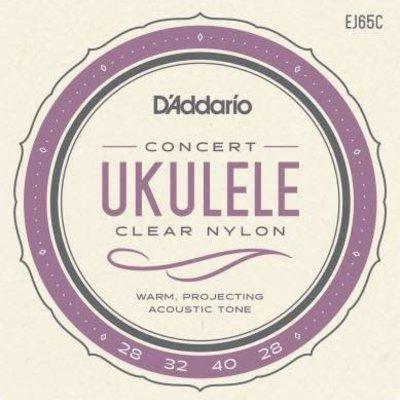 D'addario D'Addario EJ65C Concert Ukulele Strings