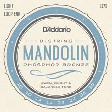 D'addario D'addario EJ73 Light Mandolin Strings