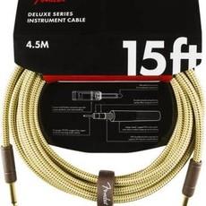 Fender Fender Pro 15' Instrument Cable Tweed