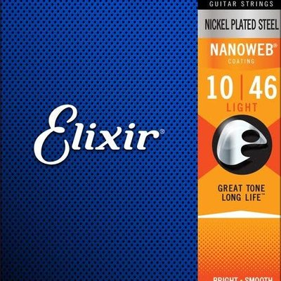 Elixir Elixir Light Nano Elec 12052
