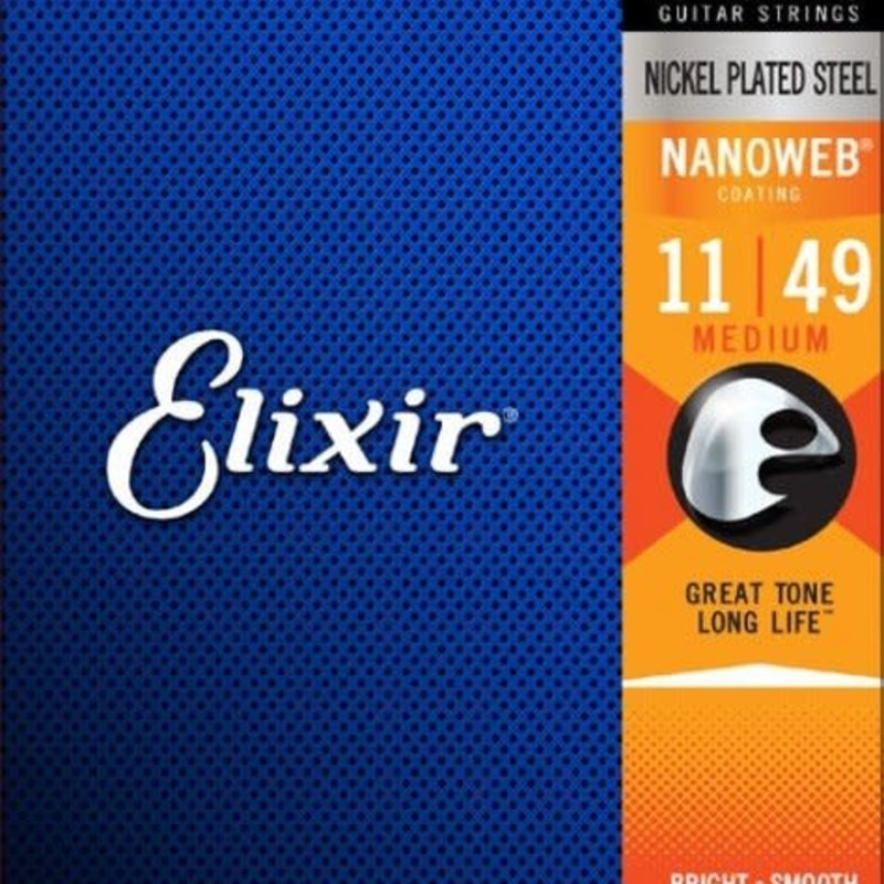 Elixir Elixir Med Nano Elec 12102