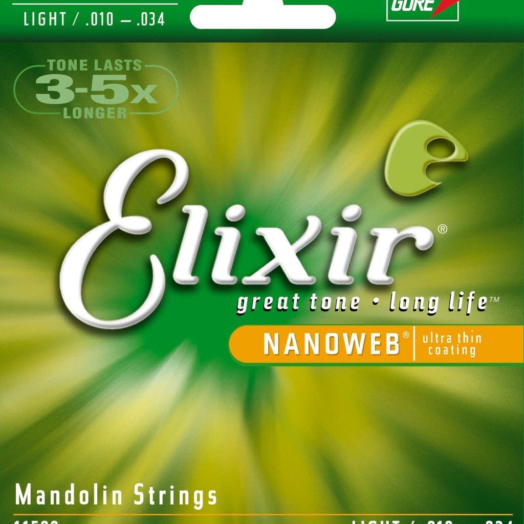 Elixir Elixir Light Mandolin 11500