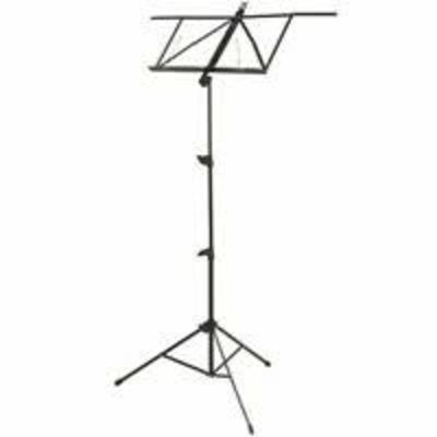 Solutions Small Music Stand ST-SMS1X-BK