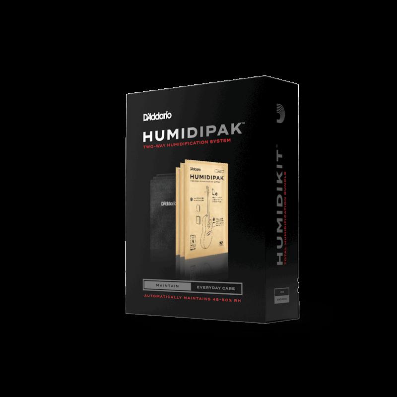 D'addario D'addario Humidipak Humidifier System PW-HPK-01