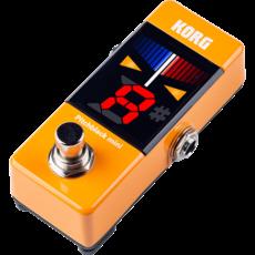 Korg Korg Pitchblack Mini Pedal Tuner Orange