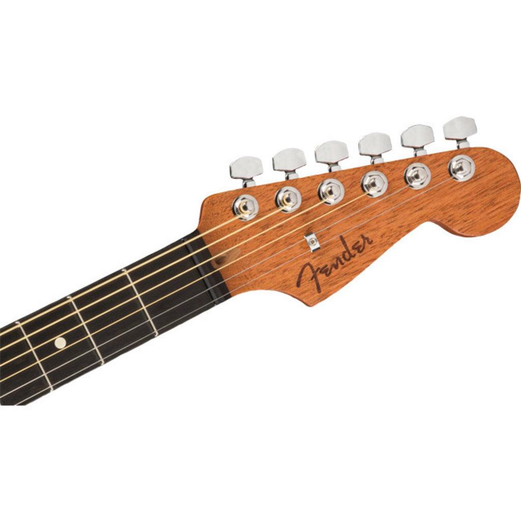 Fender Fender Acoustasonic Strat Black w/Bag