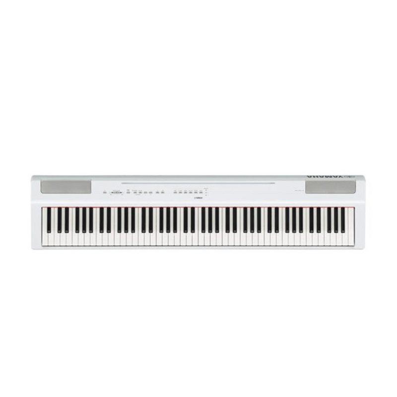 Yamaha Yamaha P125 WH Digital Piano White