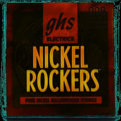 GHS GHS Nickel Rockers 9-42 R+RXL