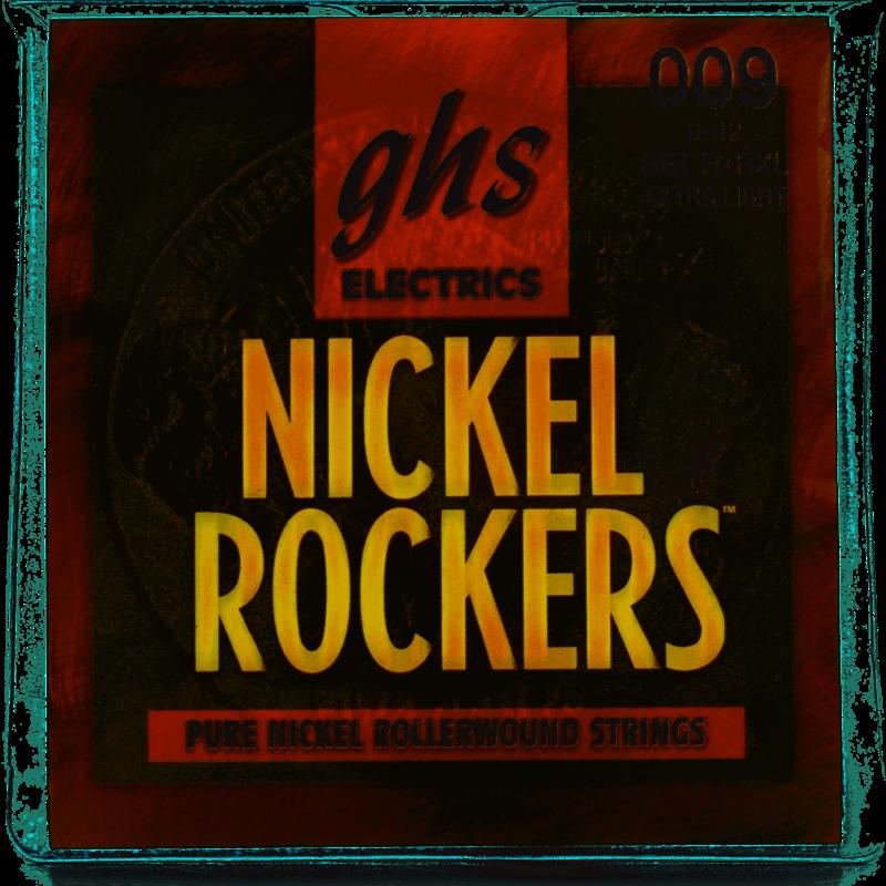 GHS Nickel Rockers 9-42 R+RXL