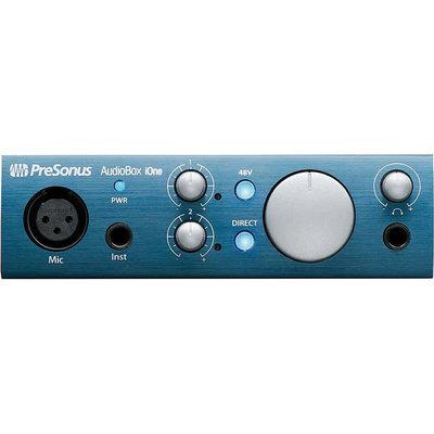 Presonus Audiobox iOne Usb Interface