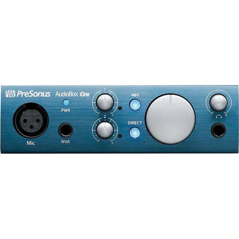 Presonus Presonus Audiobox iOne Usb Interface