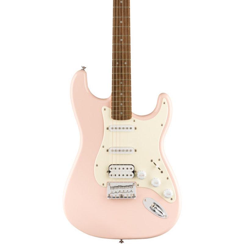 Fender Fender Squier Bullet Stratocaster HT HSS LF - Shell Pink