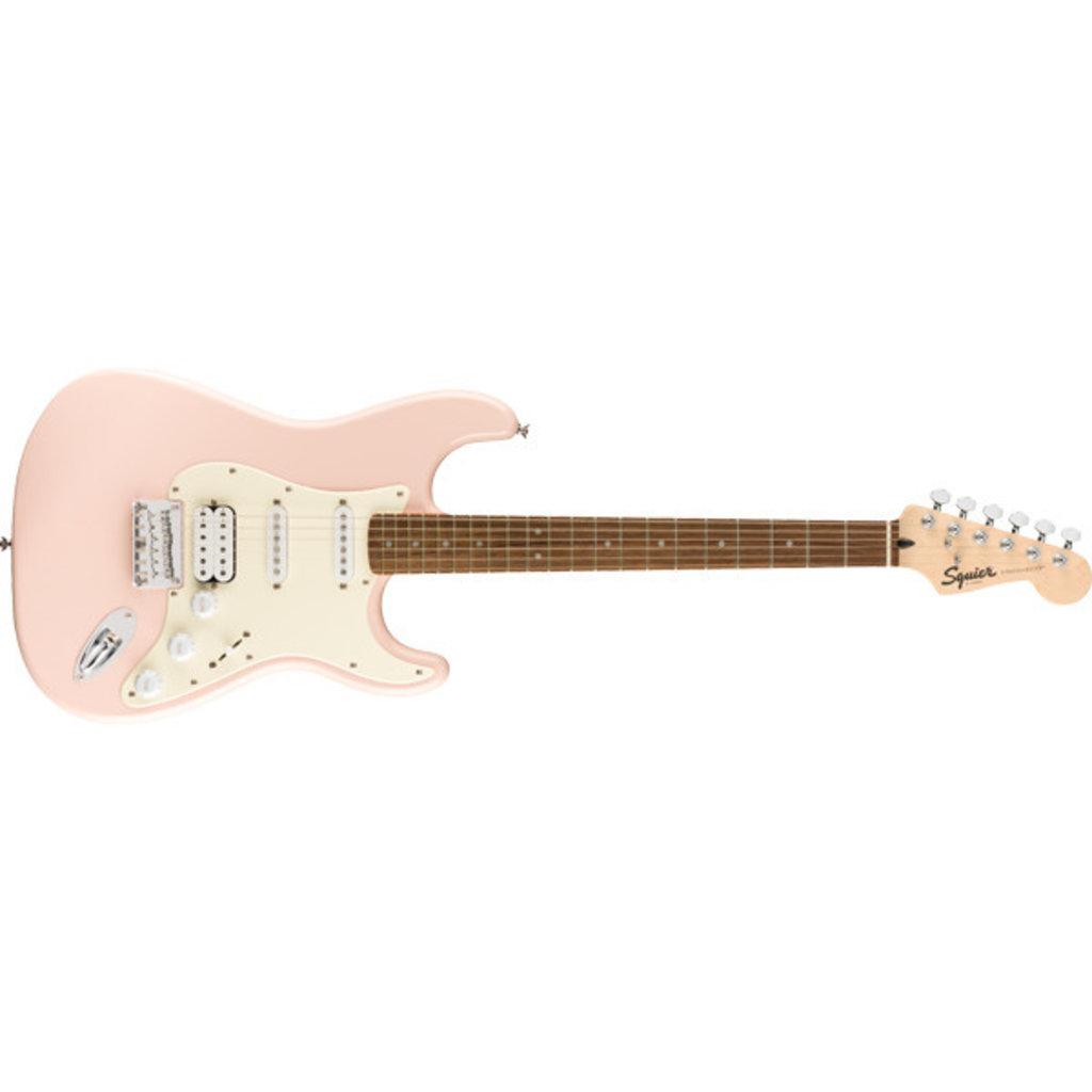 Fender Fender Squier Bullet Stratocaster HT HSS LF Shell Pink