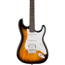 Fender Fender Squier Bullet Stratocaster HT HSS LF Brown Sunburst