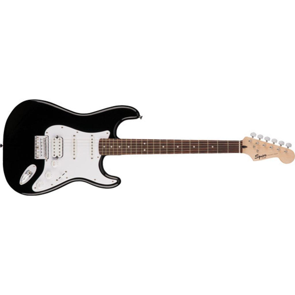Fender Fender Squier Bullet Stratocaster HT HSS LF Black