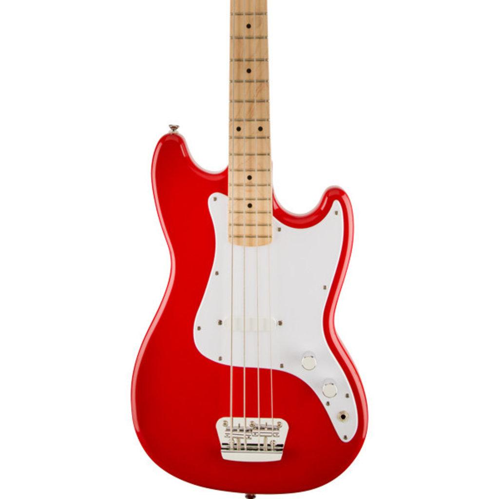 Fender Fender Squier Bronco Short Scale Bass Red