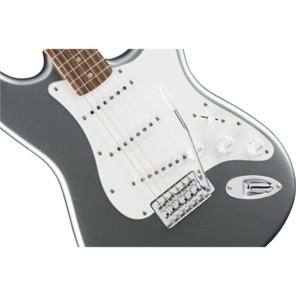 Fender Fender Squier Affinity Stratocaster LRL Slick Silver
