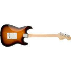 Fender Fender Squier Affinity Stratocaster LRL Brown Sunburst Lefty