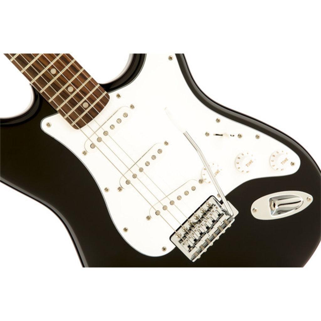 Fender Fender Squier Affinity Stratocaster LRL Black
