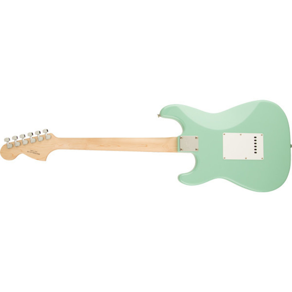 Fender Fender Squier Affinity Stratocaster LRL  Surf Green
