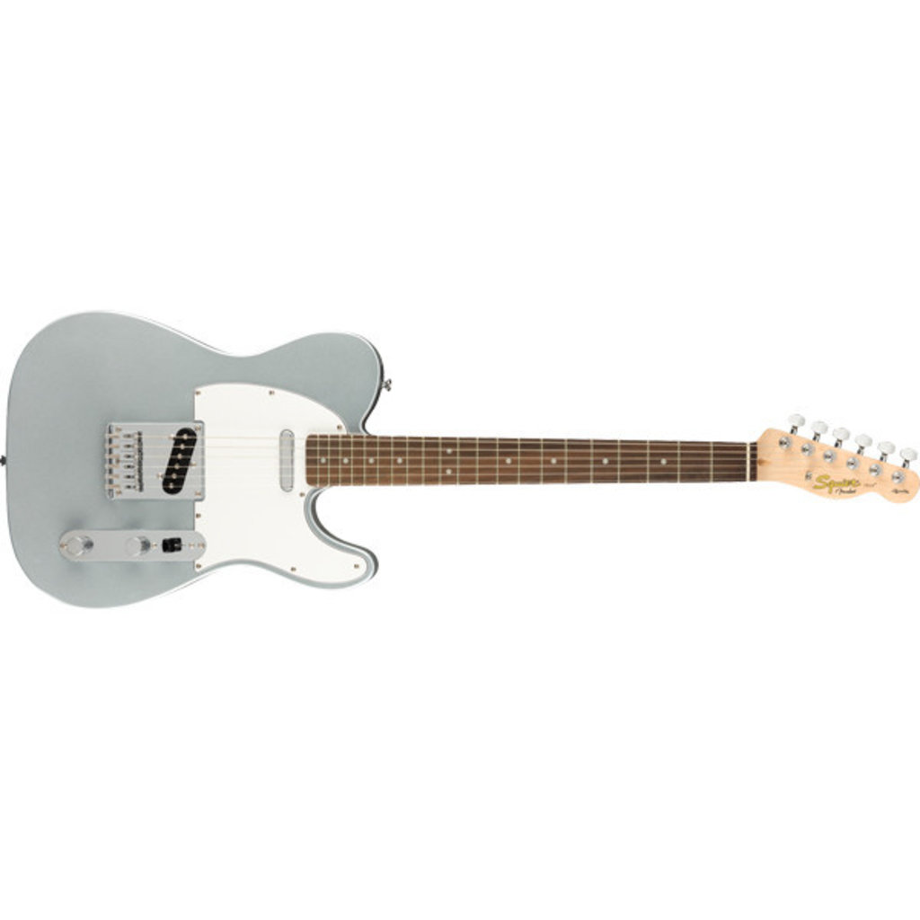 Fender Fender Squier Affinity Tele Slick Silver