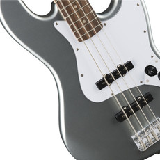 Fender Fender Squier Affinity Jazz Bass Slick Silver LRL