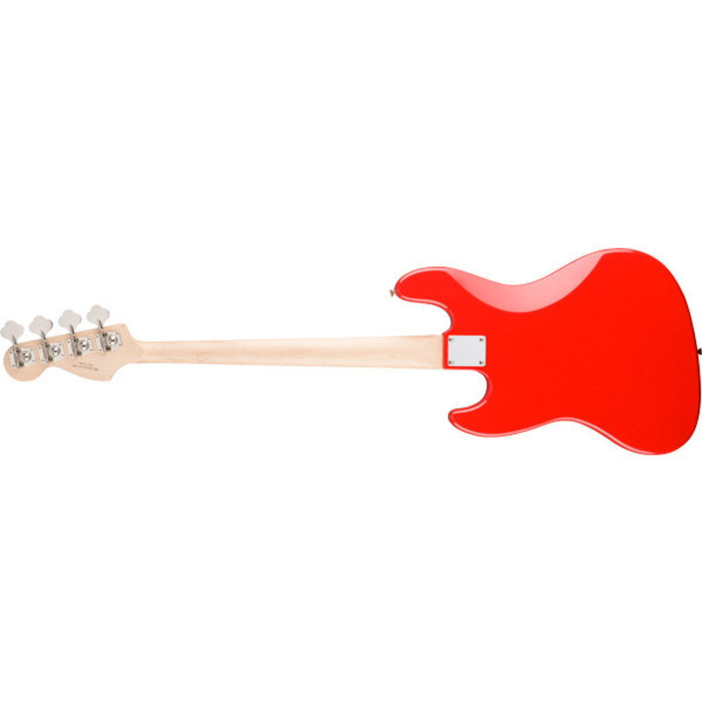 Fender Fender Squier Affinity Jazz Bass Racing Car Red