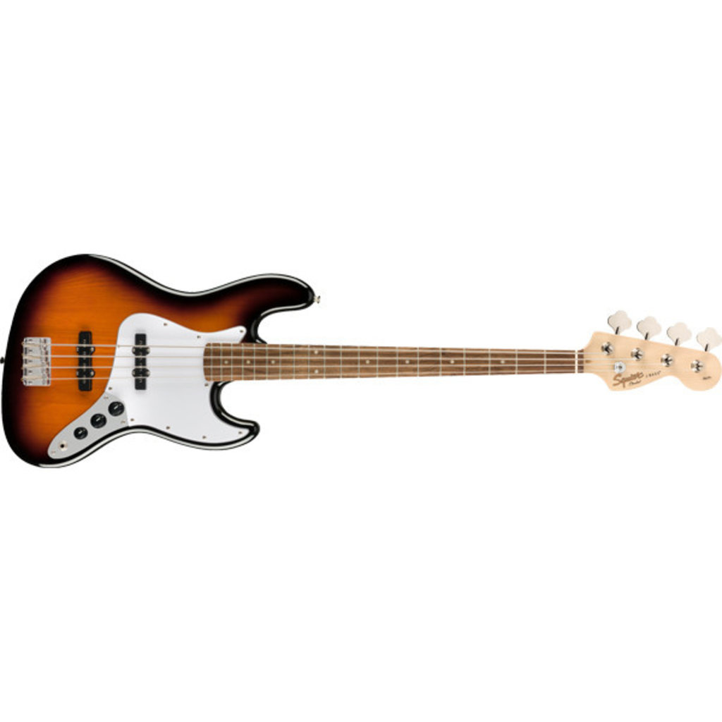 Fender Fender Squier Affinity Jazz Bass - Brown Sunburst