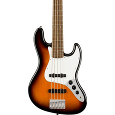 Fender Fender Squier Affinity Jazz Bass V Brown Burst