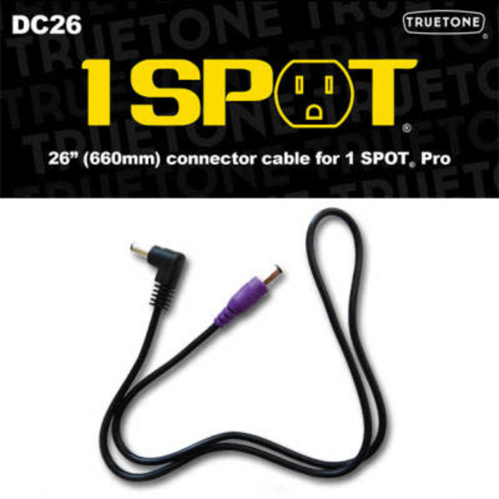 "Truetone - 1 SPOT TT-DC26 26"" CABLE"