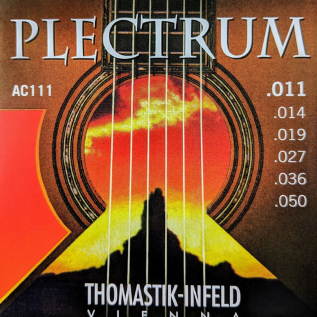Thomastik-infeld Plectrum strings 11-50 AC111