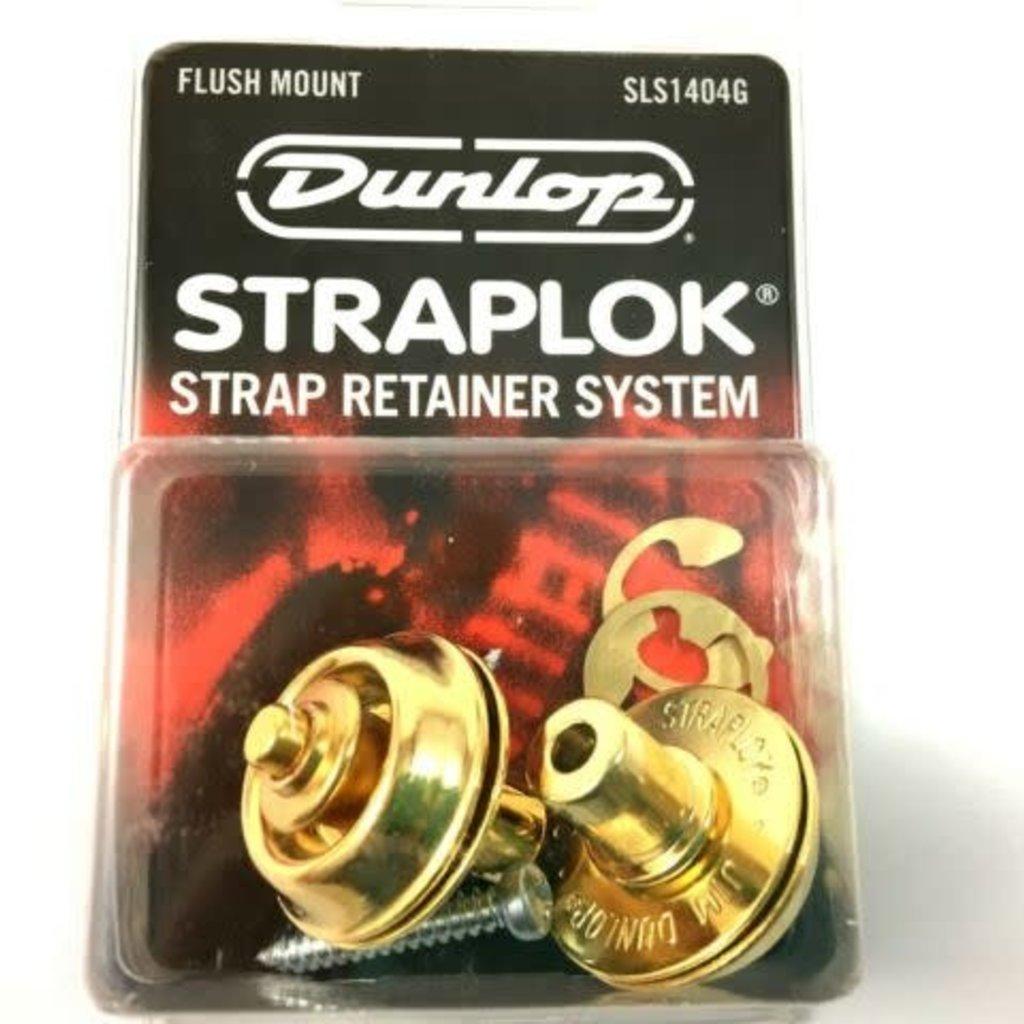 Jim Dunlop Jim Dunlop Strap Lock (Gold) SLS1104G