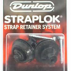 Jim Dunlop Strap Lock Black SLS1033BK