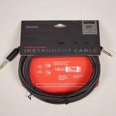D'addario D'addario American Stage Cable PW-AMSG-20