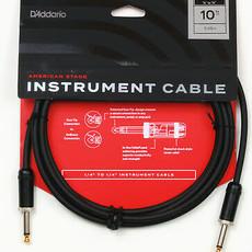 D'addario D'addario American Stage Cable PW-AMSG-10