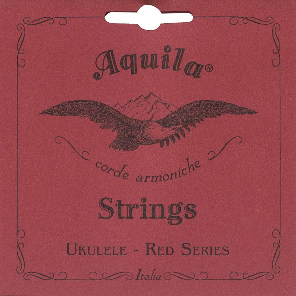 Aquila Aquila Concert Ukulele Strings Red Series Low G 86U