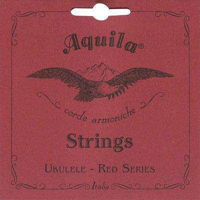 Aquila Aquila Concert Ukulele Strings Red Series Low G 86U