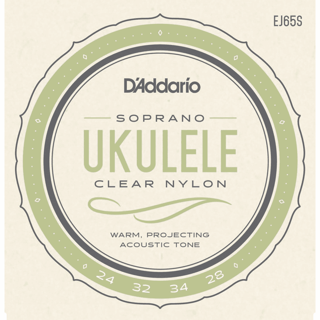 D'addario D'Addario EJ65S Ukulele Strings Soprano