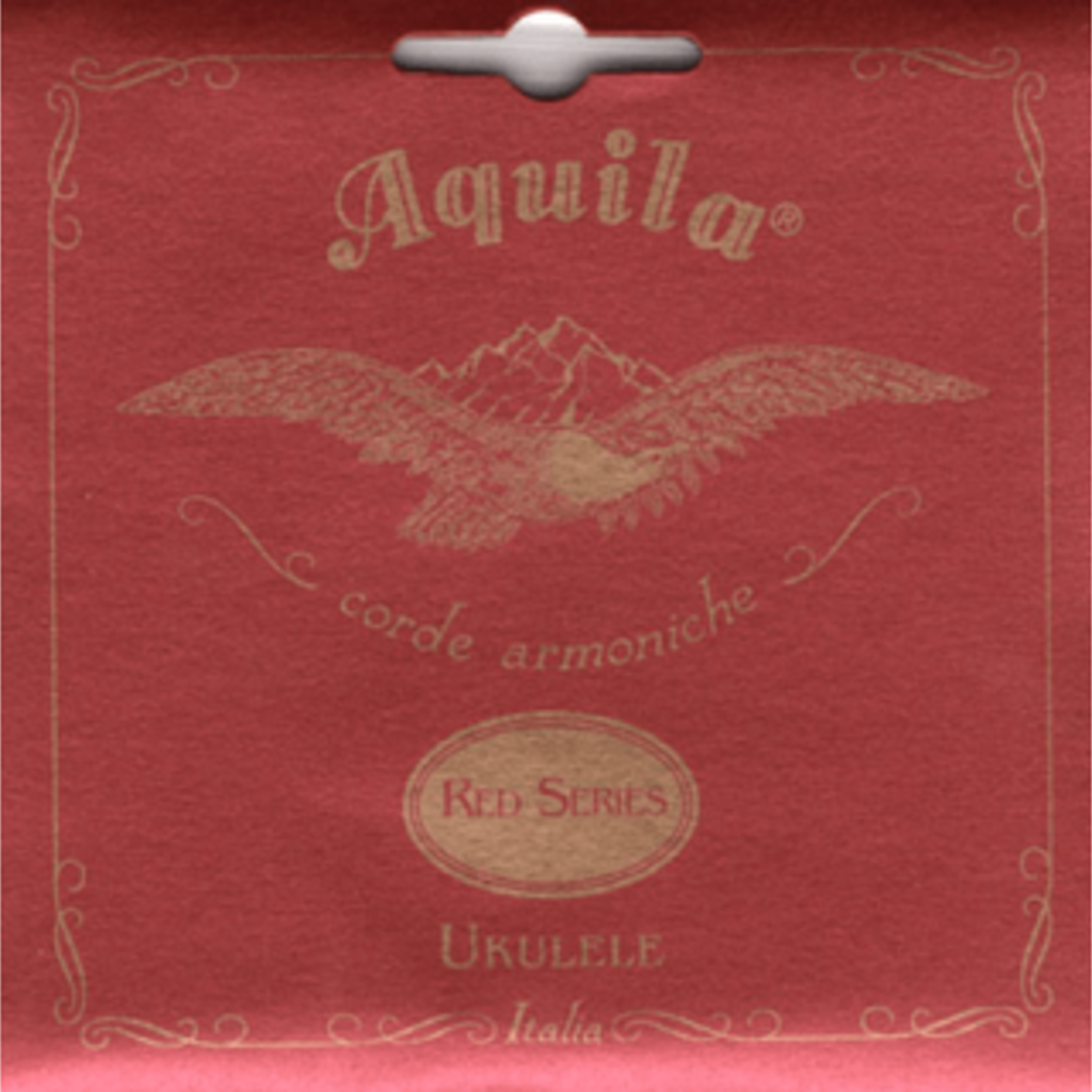 Aquila Baritone Ukulele Strings Red Series  89U