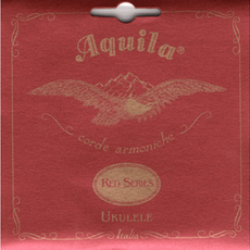 Aquila Aquila Baritone Ukulele Strings Red Series  89U