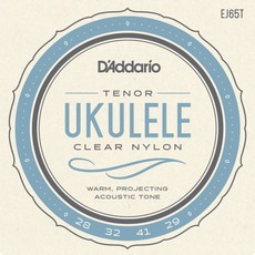 D'addario D'Addario EJ65T Tenor Ukulele Strings