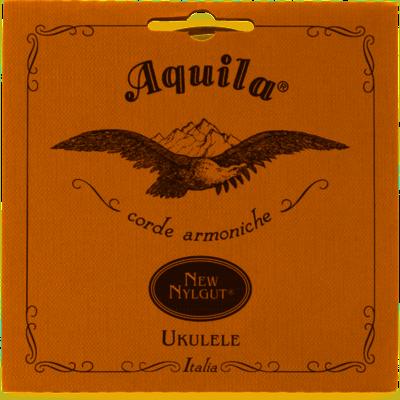 Aquila Baritone Ukulele Strings Nylgut  21U