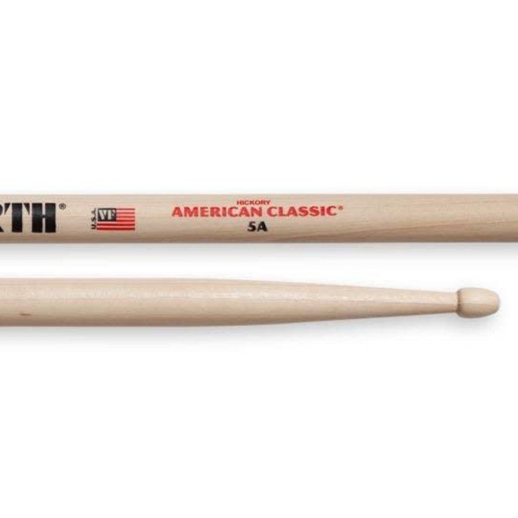 Vic Firth 5A Drum Sticks