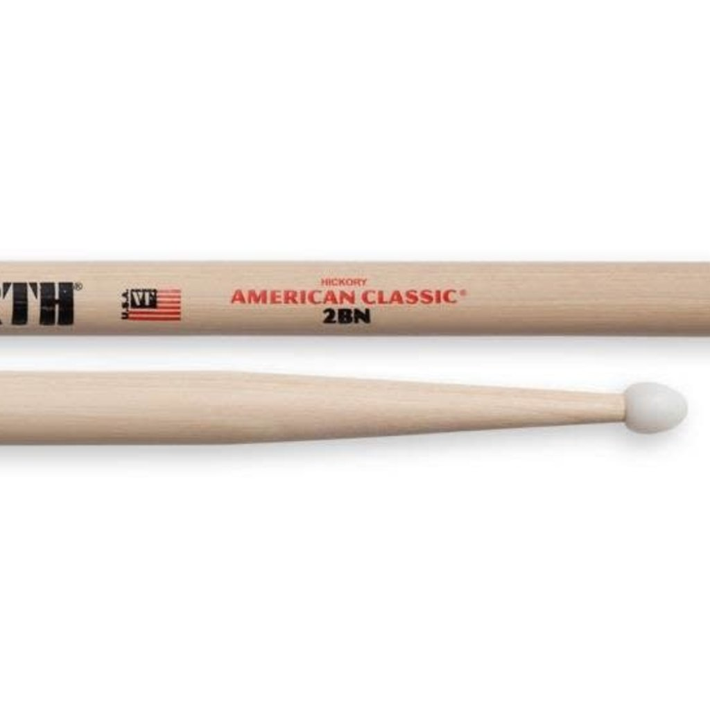 Vic Firth 2BN Nylon Drum Sticks