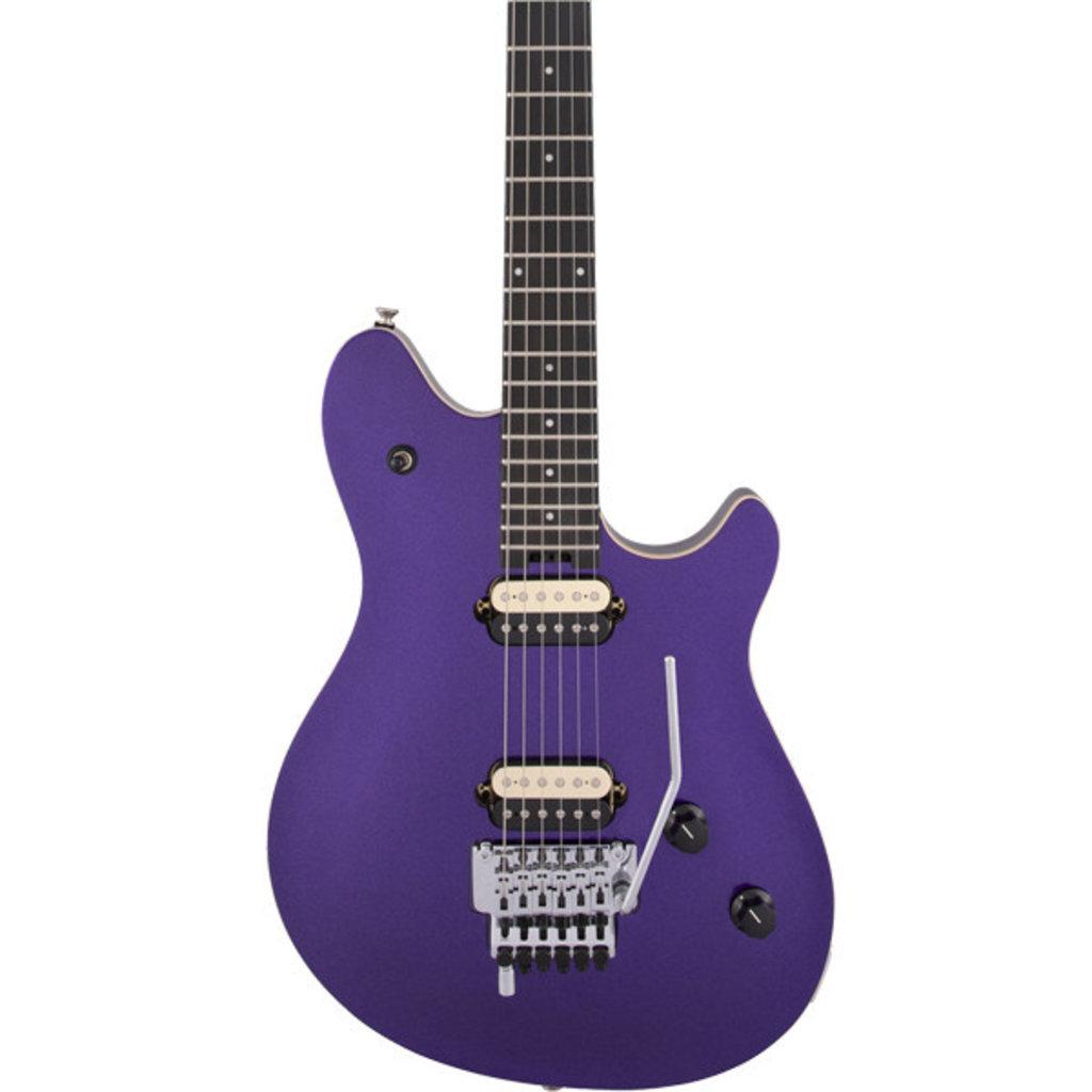 EVH EVH Wolfgang Special Ebony - Deep Purple Metallic